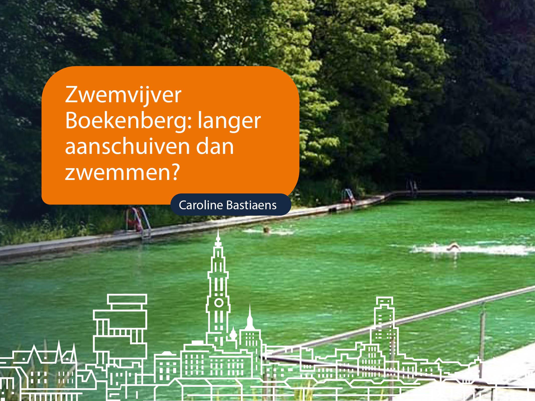 Zwemvijver Boekenberg