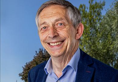 Nieuw gezicht in de districtsraad: Luc Vanlaerhoven
