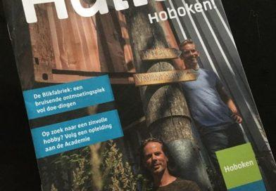 Het nieuwe magazine Hallo Hoboken kwam er onder impuls van onze schepen voor communicatie Carolyn Krekels