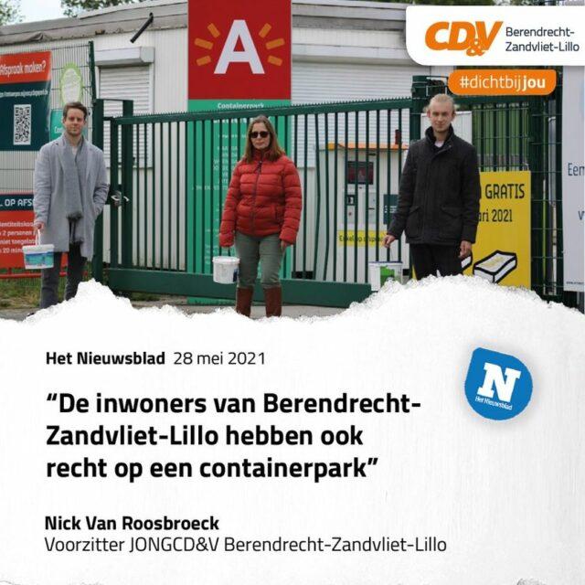 Recyclagepark Berendrecht-Zandvliet-Lillo