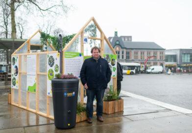 CD&V Wilrijk maakt met het groenbouwers project het district klaar voor de toekomst