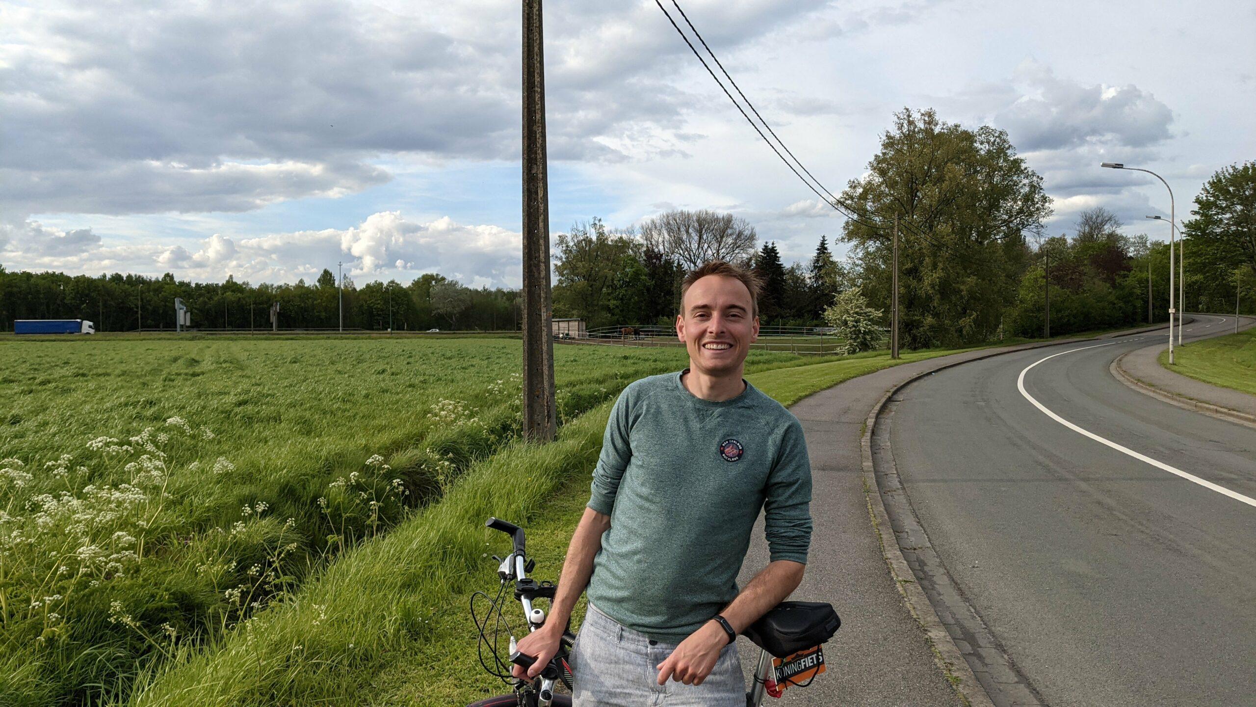 Nieuwe fietspaden op komst in Merksem